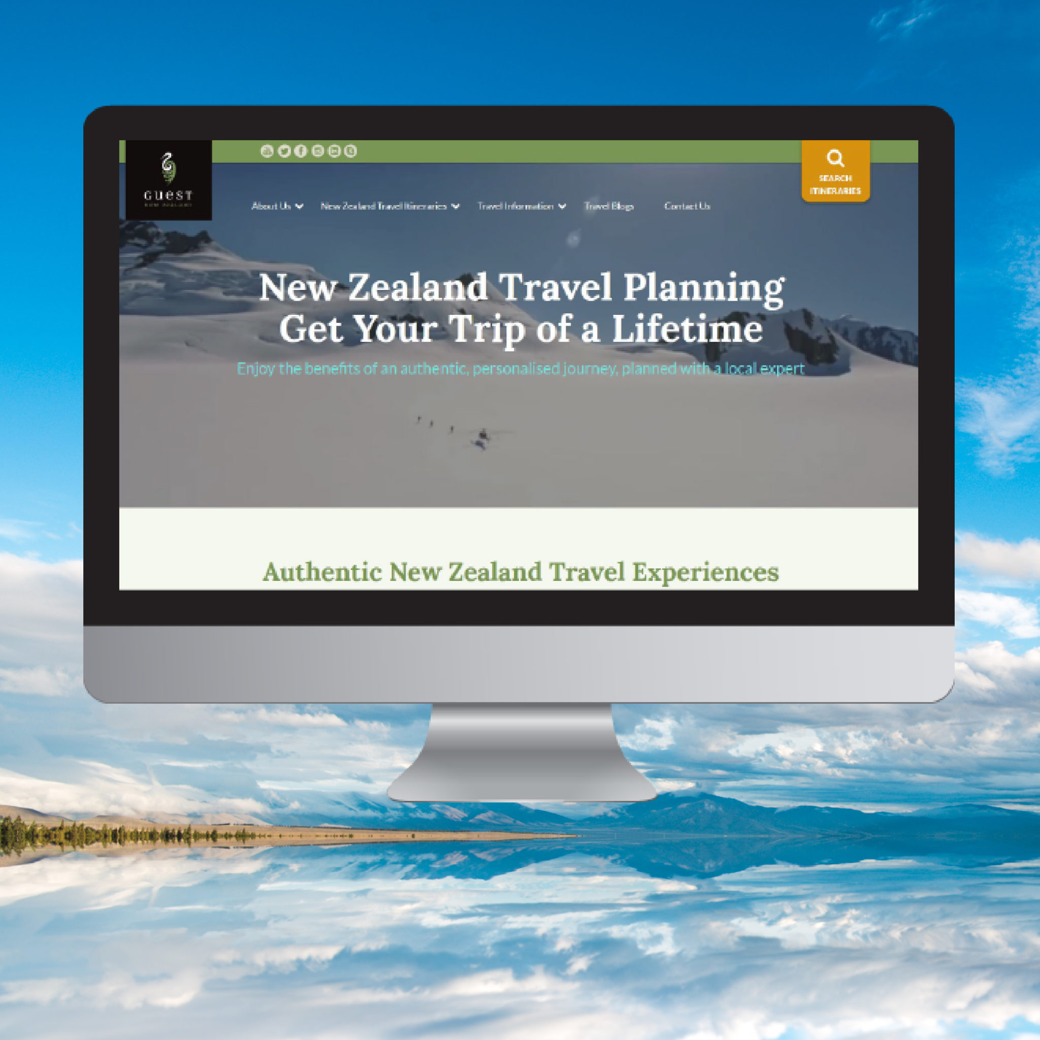 Guest NZ Website Editing