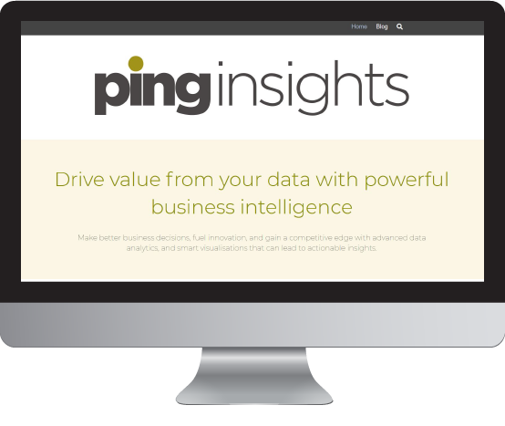 Ping Insights Website Copywriting