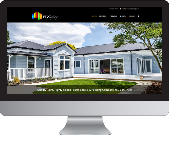 ProColour Website