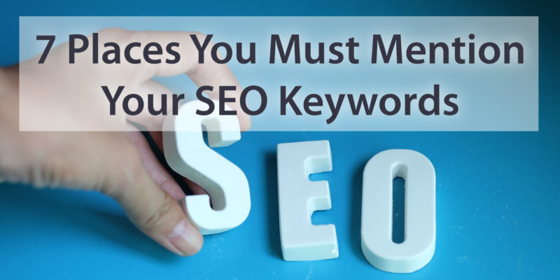 Are You Using SEO Keywords Effectively? Here's How To Check