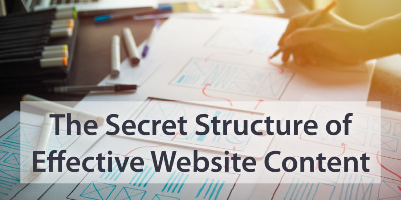 The Secret Structure Of Effective Website Content Header